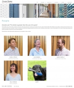 People Page Cover Storey Website by Access by Design 01243 776399