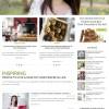 A beautiful bespoke website for Elena Edwards!