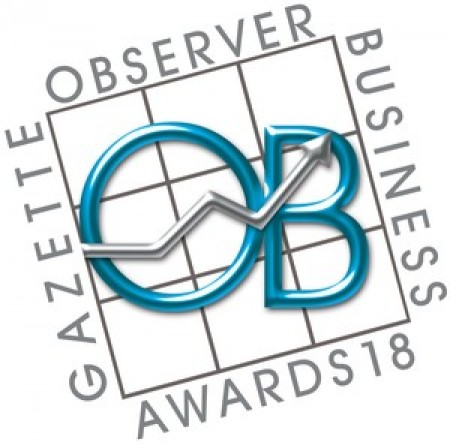 We are finalists again in the Observer Business Awards!