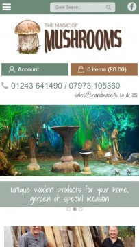 The Magic of Mushrooms are now selling online!