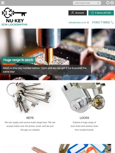 Nukey has a brand new .... (everything, pretty much!)