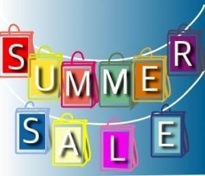 Summer Sale Advert